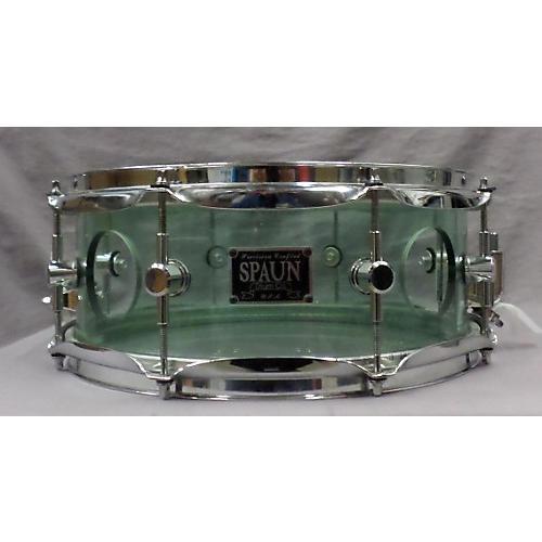 Spaun 5.5X14 Vented Acrylic Snare Drum-thumbnail