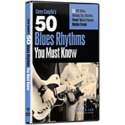 50 Blues Rhythms You Must Know DVD