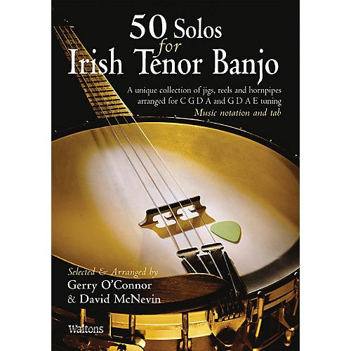 Waltons 50 Solos for Irish Tenor Banjo Waltons Irish Music Books Series Softcover