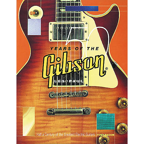 Hal Leonard 50 Years of the Gibson Les Paul Book-thumbnail