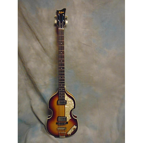 Hofner 500/1 V63 Violin Reissue Electric Bass Guitar Sunburst