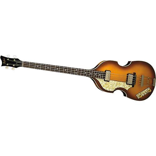 Hofner 500/1 Vintage '62 Electric Bass Guitar Left Handed-thumbnail