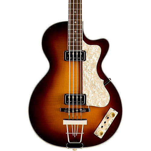 Hofner 500/2 Club Bass Guitar-thumbnail