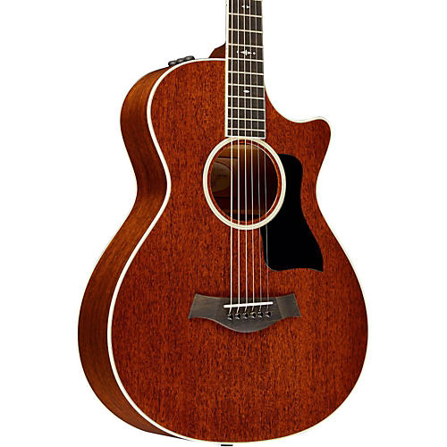 Taylor 500 Series 2014 522ce 12-Fret Grand Concert Acoustic-Electric Guitar-thumbnail