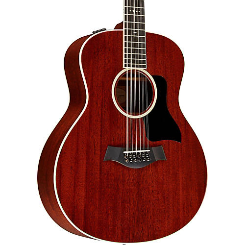 Taylor 500 Series 2014 566e Grand Symphony 12-String Acoustic-Electric Guitar-thumbnail