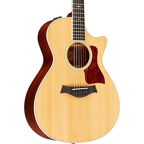 Taylor 500 Series 512ce Grand Concert Acoustic-Electric Guitar-thumbnail