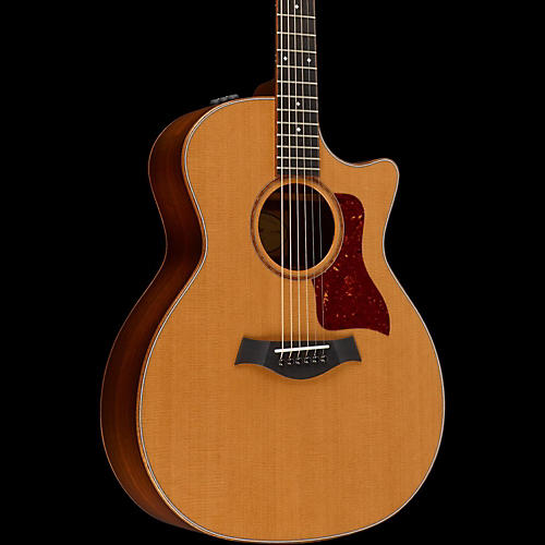 Taylor 500 Series 514ce Limited Edition Grand Auditorium Acoustic-Electric Guitar Regular Shaded Edge Burst