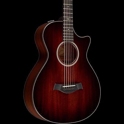 Taylor 500 Series 522ce 12-Fret Grand Concert Acoustic-Electric Guitar-thumbnail