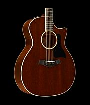 Taylor 500 Series 524ce Grand Auditorium Acoustic-Electric Guitar