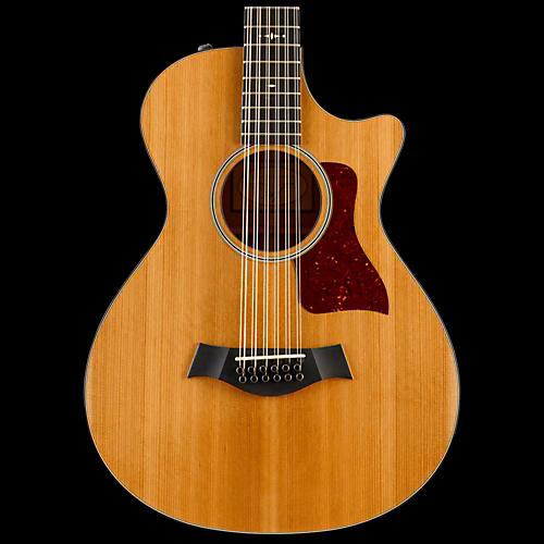 Taylor 500 Series 552ce Grand Concert 12-String Acoustic-Electric Guitar-thumbnail