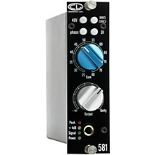 Chameleon Labs 500 Series 581 Class AB Microphone Preamp