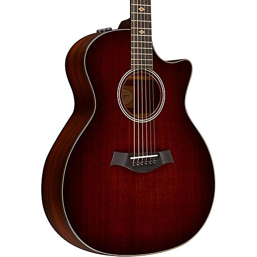 Taylor 500 Series M524Cce Grand Auditorium Acoustic-Electric Guitar