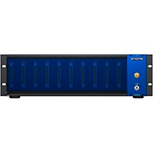 Midas 500 Series Rackmount Chassis for 10 Modules with Advanced Audio Routing