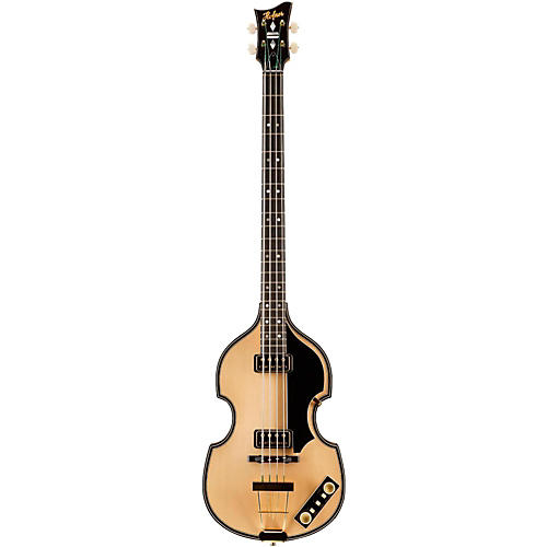 Hofner 5000/1 Deluxe 4-String Electric Bass Guitar-thumbnail