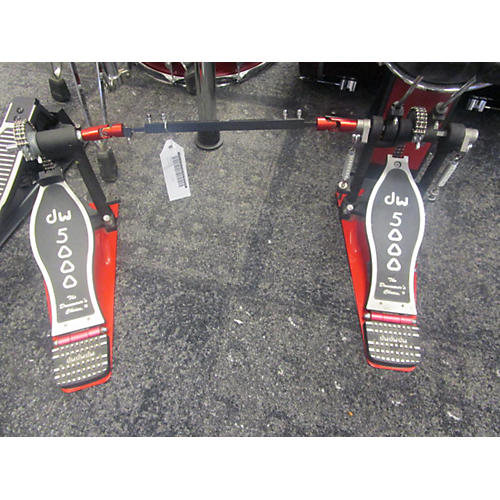 DW 5000 Double Bass Drum Pedal