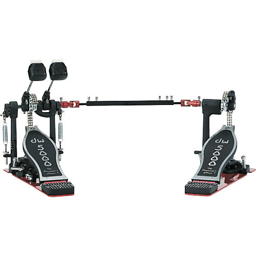 DW 5000 Double Pedal, Left-Footed