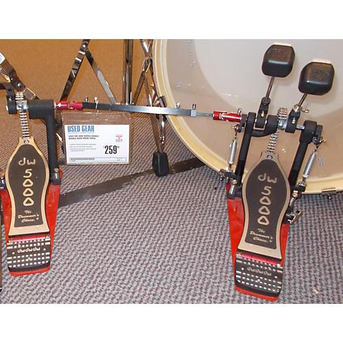 DW 5000 Series Double Double Bass Drum Pedal-thumbnail