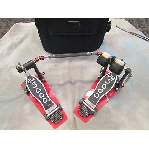 DW 5000 Series Double Double Bass Drum Pedal-thumbnail