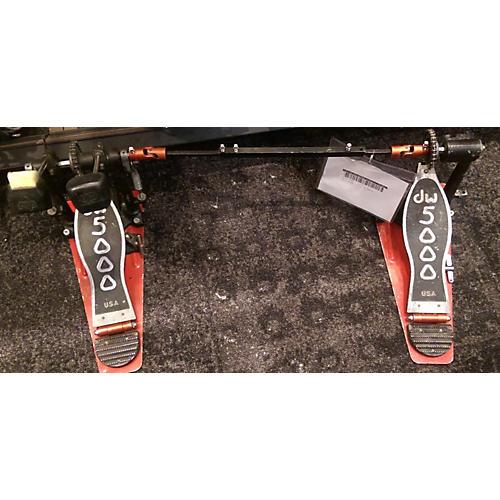 DW 5000 Series Double LFT Double Bass Drum Pedal