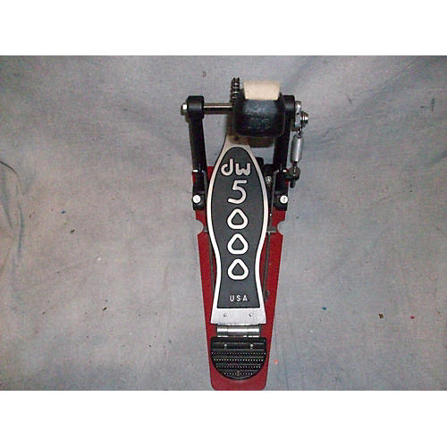 DW 5000 Series Single Chain Single Bass Drum Pedal