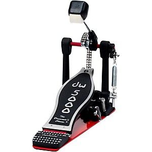 DW 5000 Series Single Turbo Bass Drum Pedal by DW