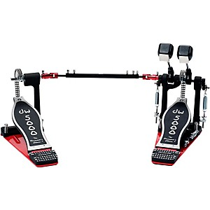 DW 5000 Series TD4 Turbo Drive Double Bass Drum Pedal by DW