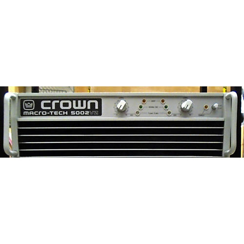 Crown 5000VZ Power Amp