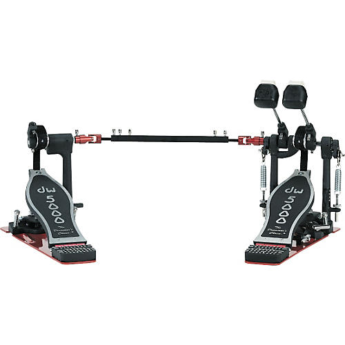 DW 5002ND3 Turbo Strap-Drive Double Bass Drum Pedal