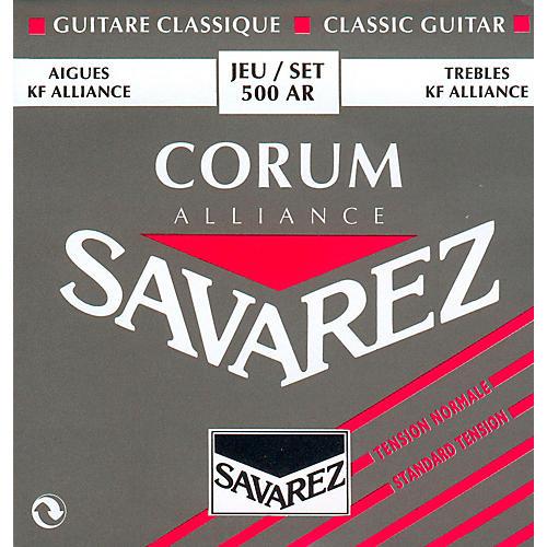 Savarez 500AR Alliance Corum Normal Tension Guitar Strings-thumbnail