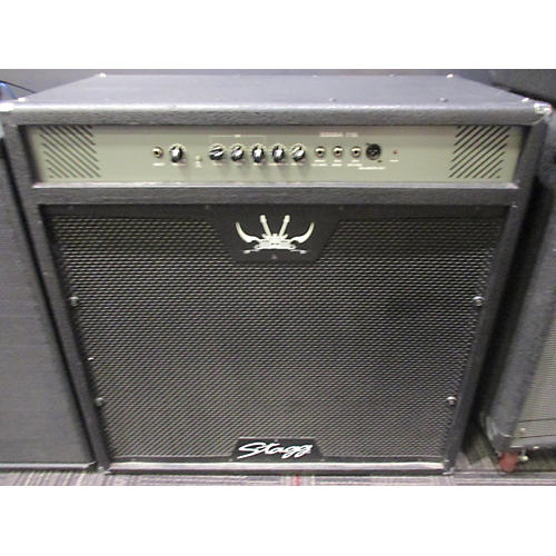 used stagg 500ba 115 bass combo amp guitar center