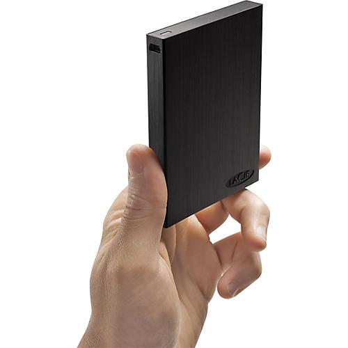 Lacie 500GB Rikiki Mobile Hard Drive