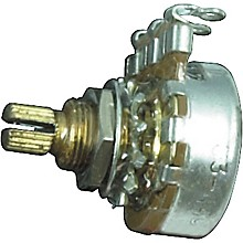 Gibson 500kOhm Potentiometer Audio Taper/Short Shaft