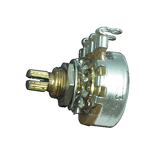 Gibson 500kOhm Potentiometer Audio Taper/Short Shaft