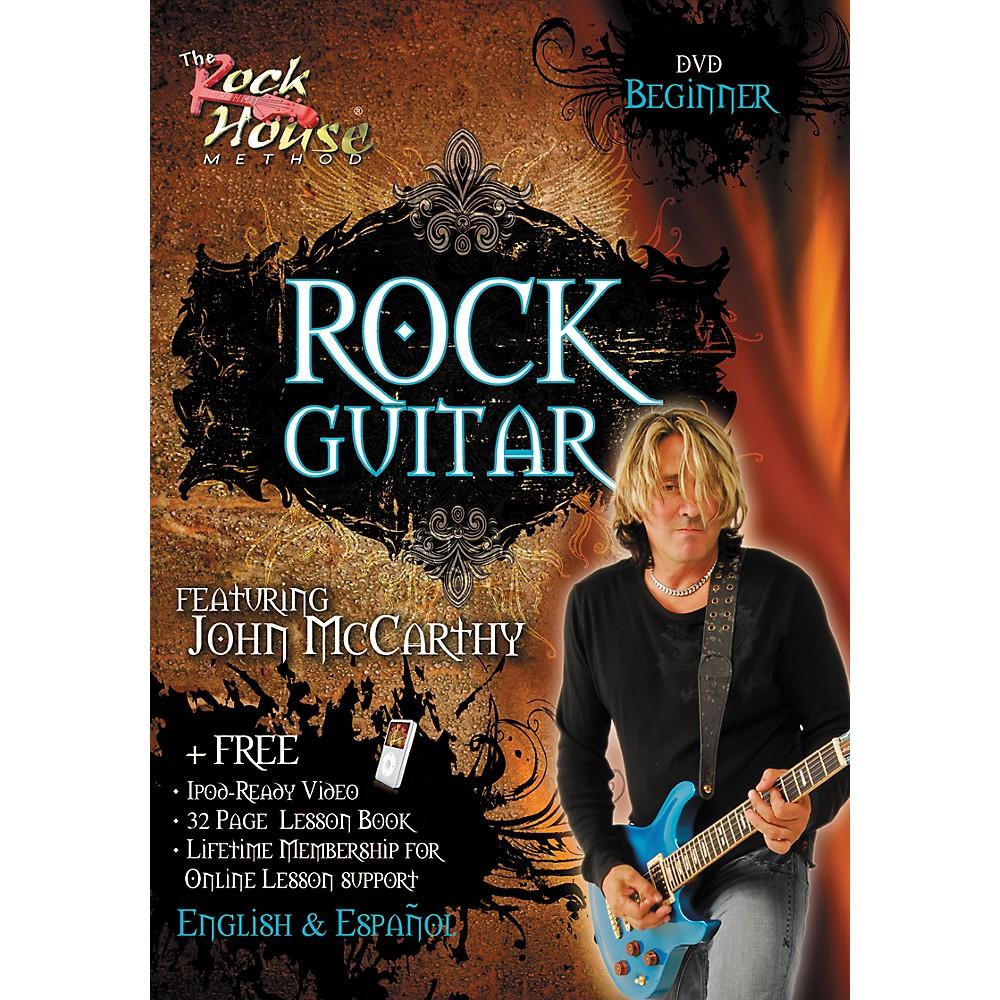 Rock House Rock Guitar Beginner (Dvd) 1274228073162