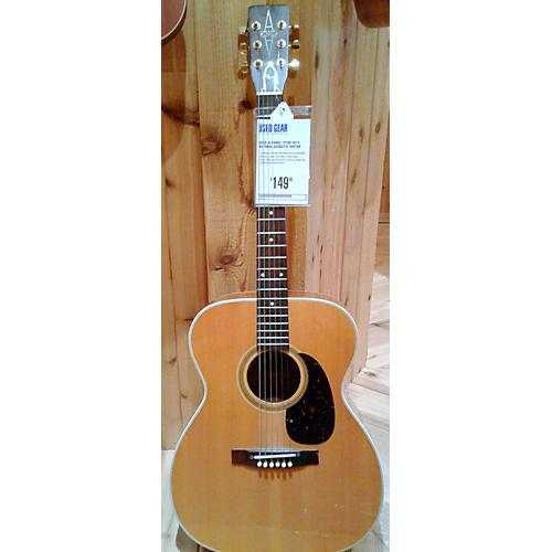 Alvarez 5014 Acoustic Guitar-thumbnail