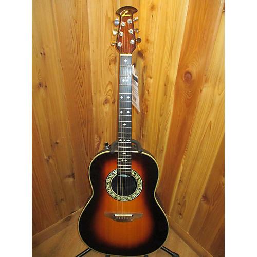Alvarez 5020 Acoustic Guitar Vintage Sunburst