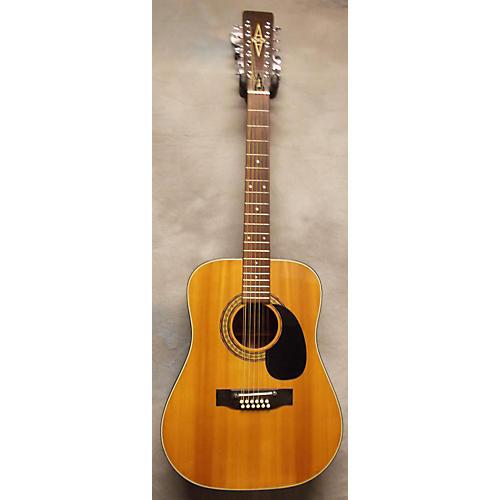 Alvarez 5021 12 STRING Natural 12 String Acoustic Guitar-thumbnail
