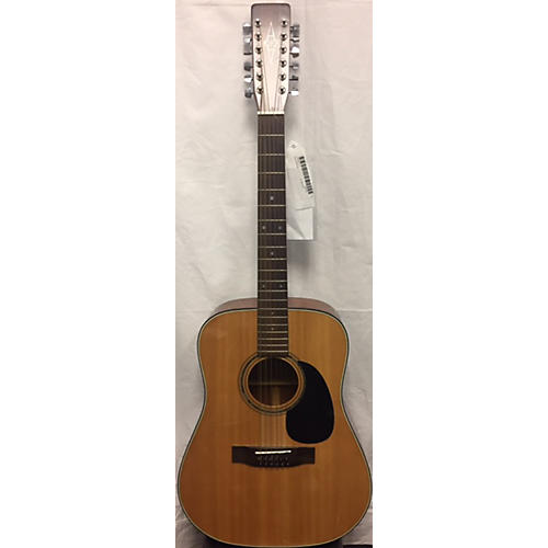Alvarez 5021 12 String Acoustic Guitar-thumbnail
