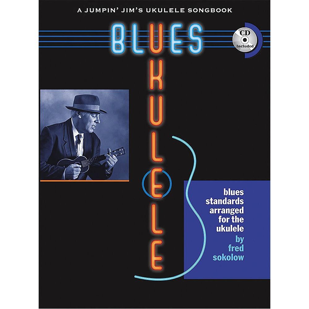 Flea Market Music Blues Ukulele: A Jumpin' Jim's Ukulele Songbook Book/CD Standard