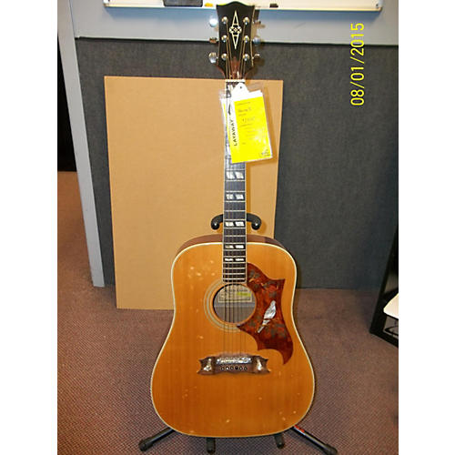 Alvarez 5024 Acoustic Guitar