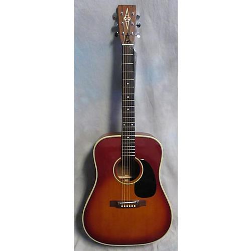 Alvarez 5025 Acoustic Guitar Sunburst