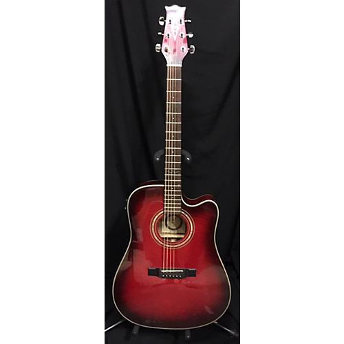 Alvarez 503N Acoustic Electric Guitar-thumbnail