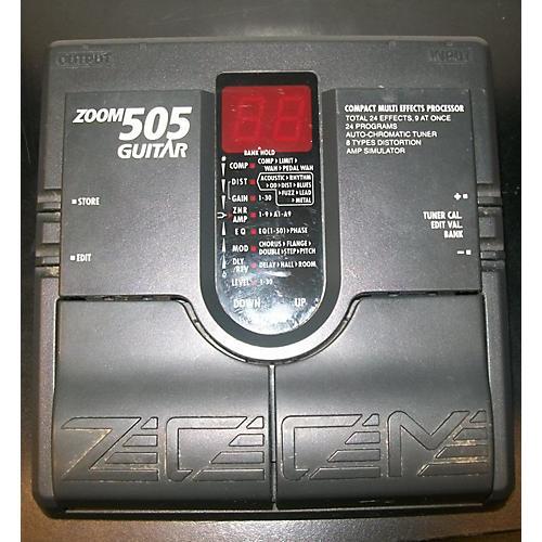 Zoom 505 Effect Processor-thumbnail