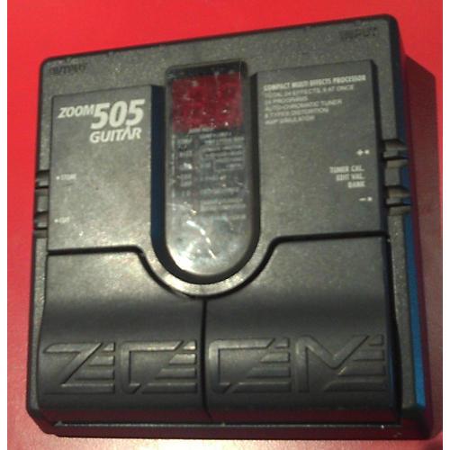 Zoom 505 GUITAR Effect Processor-thumbnail