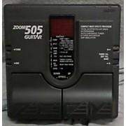 Zoom 505 Guitar Effect Processor