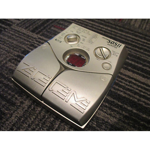 Zoom 505 II Effect Processor-thumbnail