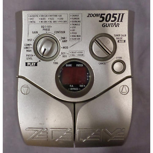 Zoom 505 II Effect Processor