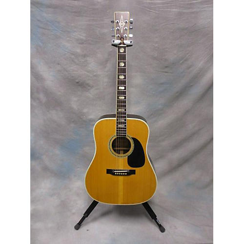 Alvarez 5053 Acoustic Electric Guitar