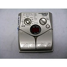 Zoom 505ii Effect Processor
