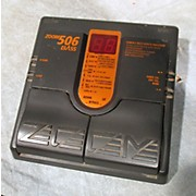 Zoom 506 Bass Effect Processor